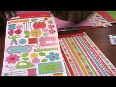 ▶ Nifty Notions by Doodlebug Designs at ACherryOnTop.com - YouTube
