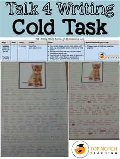 The Talk 4 Writing approach moves from oral to written language and is highly engaging. The cold task helps you to set your key goals for grammar & writing. Talk 4 Writing, Writing Goals, Report Writing, Cool Writing, Teaching Writing, Writing Prompts, Writing Ideas, Teaching Posts, Writing Resources