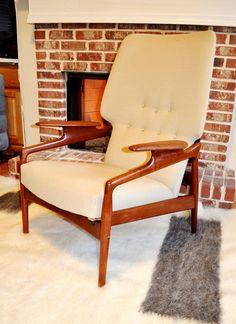 Fantastic FINN JUHL Attributed Danish Sculptural Lounge Chair By John Bone Mid  Century Chair, Mid