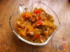 Ketchup vert de Tantine à la mijoteuse #recettesduqc #conserve #mijoteuse
