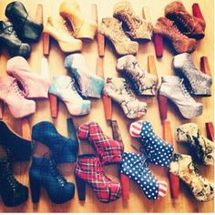 These Jeffrey Campbell Shoes | 11 Tired Hipster Fashion Trends That Are All Over Instagram