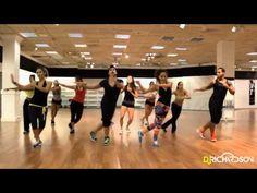 Frukos Boogaloo por Sensazao Dance Fitness - YouTube