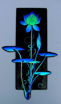 Fused dichroic glass wall sculpture by Laurel Yourkowski - Laurel Yourkowski Studio Glass Wall Art, Fused Glass Art, Glass Paperweights, Dichroic Glass, Mosaic Art, Mosaic Glass, Mosaics, Wall Sculptures, Sculpture Art