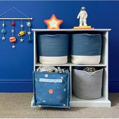 Kids' Toys   Children's Wooden Toys   Great Little Trading Co. Storage Tubs, Toy Storage Boxes, Playroom Storage, Kids Storage, Cube Storage, Storage Baskets, Storage Shelves, Storage Cart, Book Storage