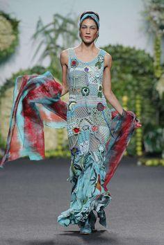 Francis Montesinos, Spring-Summer 2018, Madrid, Womenswear