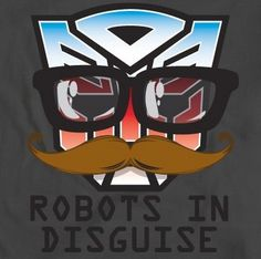 T-Shirt of the Day: Robots in Disguise - IGN