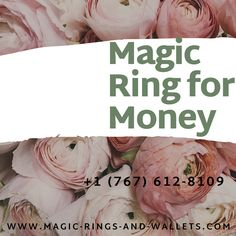 Effective Magic Rings For Wealth & Fortune