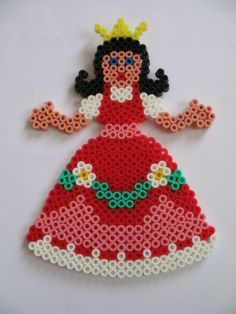 sandylandya@outlook.es  Princess Hama beads