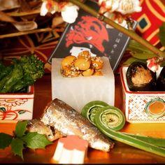 Appetizer Hassun of February #kaisekiryouri #kaiseki #kaisekicuisine #japan #japanesefood #tokyo #roppongi #isesueyoshi by isesueyoshi