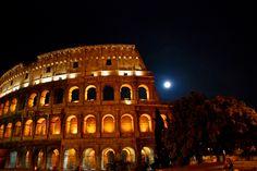Rome by Ryan Rudman, via Behance