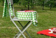 Eine Kuchentasche fürs Picknick auf dem Land - genäht von (c) www.schoenstebastelzeit.de