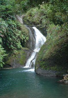 Wigmore's Waterfall, Rarotonga, Cook Islands