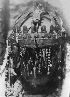 Mongolian Shaman.