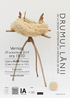 """We are glad to be part of like """"A wool journey"""", initiated by because we feel that we carry on all the richness accumulated in thousands of years. We Carry On, Contemporary Fashion, Visual Identity, Installation Art, Sustainable Fashion, Simple Designs, Presentation, Journey, Graphic Design"""