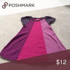Tea size 2 cotton dress Striped pink Tea dress size 2 Tea Collection Dresses Casual