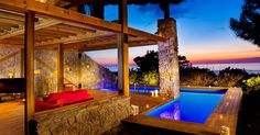 Seven secluded nights on the Lycian Coast, in a luxury suite with a private L-shaped pool - includes breakfast, a complimentary BBQ dinner and all travel Private Bay, Private Pool, Beach Holiday, Holiday Travel, Turkey Holidays, Holiday Boutique, Hotel Pool, Luxury Holidays, Cool Pools