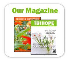 TBI HOPE | Traumatic Brain Injury Resources | Brain Injury Magazine