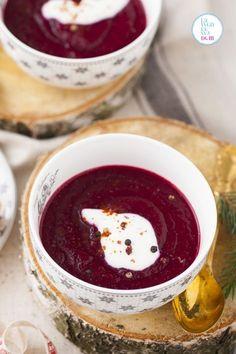 #zupa tygodnia: zupa krem z pieczonych buraków - Lawendowy DomLawendowy Dom