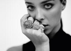 Fotos de Paulo Vainer são estreladas pela modelo Natalie Edenburg