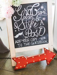 Design a fun DIY chalkboard wedding sign to show off your photo booth to your guests. Home Wedding, Spring Wedding, Wedding Signs, Wedding Ideas, Wedding Decor, Wedding App, Wedding Tables, Nautical Wedding, Chalkboard Wedding