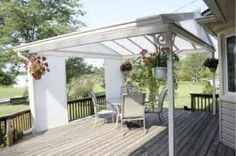 Aluminum Patio Awnings | Residential