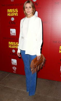 LOOK OF THE DAY : Olivia Palermo