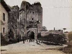 Arco di Dolabella e Silano Anno: 1870 ca.