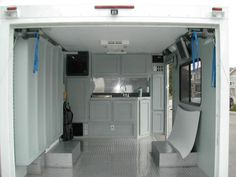 Uhaul to rv conversion.  Wow!  How neat!