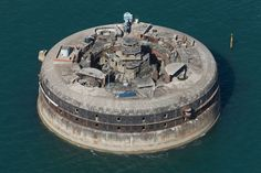 Horse Sands Fort
