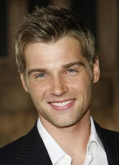 Mike Vogel: Pam Am, The Help, Grounded For Life. Heck Yes he's Hot!
