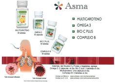 Estos productos mejoran la calidad de vida de los asmáticos.