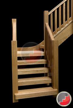 Townsend Staircas