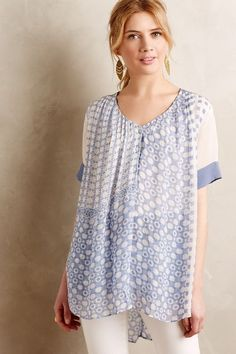 Linna Tunic - anthropologie.com #anthrofave