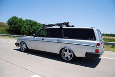 custom volvo 240 wagon - Google Search