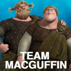 Repin if you're on Team MacGuffin