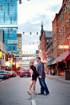 Greektown Couple