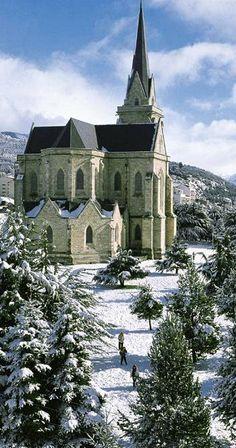 Catedral de San Carlos de Bariloche ~ Argentina