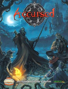 Accursed is a dark fantasy setting for Savage Worlds where the player characters are Witchmarked monsters, former servants of evil, who are trying to redeem themselves by helping the needy.