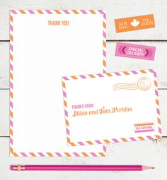 Airmail notes