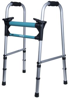 - Fabricado en aluminio y piezas de termoplástico.- Con sistema de doble posición patentado por Forta.- Dicho sistema está ideado para ayudar a personas que sufren de artrosis y reumatismo.- Permite...