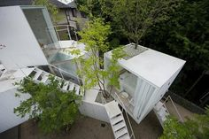 House Before House   Sou Fujimoto   Utsunomiya, Japan   2008