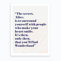 Canvas Quotes, Art Prints Quotes, Art Quotes, Funny Quotes, Inspirational Quotes, Quote Art, Motivational Quotes, Alice Quotes, Disney Quotes