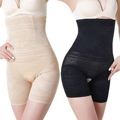 0a3d54cfaca Stylish Plus Size Open Crotch High Wast Tummy Control Shapewear - NewChic  Mobile