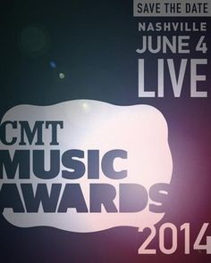 2014 CMT Music Awards show date announced