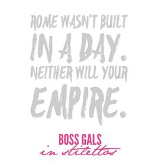 Be patient with yourself! Don't compare your journey to anyone else's. You are walking your own path. If you invest the time and effort into your business and consistently apply the basics to building your empire you will see it grow. Slow and steady Boss Gal! Slow and Steady! --------- TAG A BOSS GAL --------- #bossgalsinstilettos #wordstoliveby #qotd #quoteoftheday #mommylife #wifelife #lifequotes #naturalhair #wordoftheday #motivationalspeaker #lessonslearned #lifelessons #success…