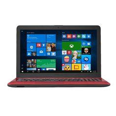 ASUS Vivobook 15 Red, Intel Quad-Core Pentium N4200 Processor, Touchscreen, 4GB RAM, 500GB Hard Drive, Windows 10 Home Product Comparison and Reviews