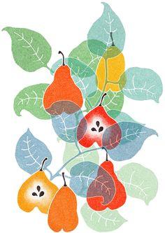 Malin Rosenqvist - Pears