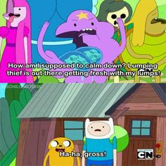 Adventure time What time is it? Finn,Jake,lsp quote