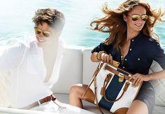 Michael Kors Spring/Summer 2014 Campaign #fashion