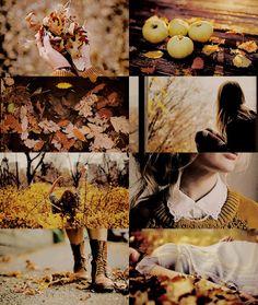 bruxa da água, pvffskein: House aesthetics - Hufflepuff/Autumn...